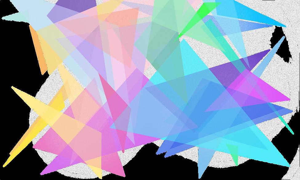Couleur prisme transparent