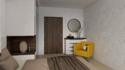 Řešení interiéru multifunkční místnosti 4