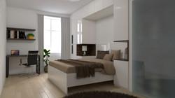 Řešení interiéru multifunkční místnosti 5