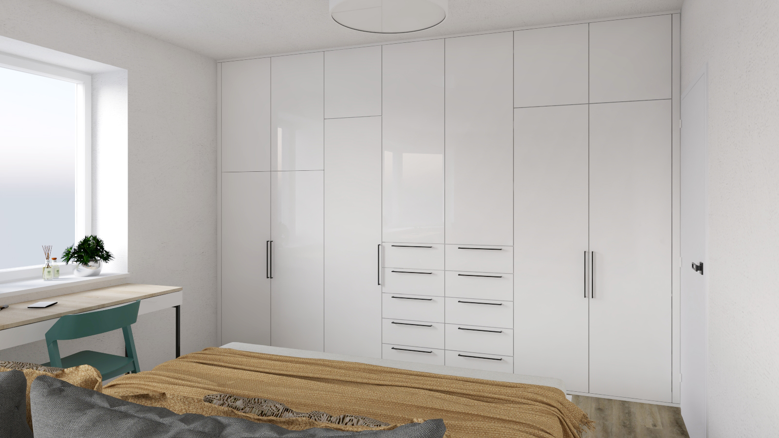 Interiér bytu v Brně 2