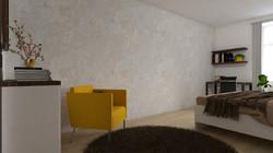 Řešení interiéru multifunkční místnosti