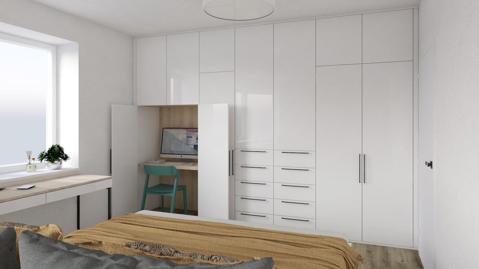 Interiér bytu v Brně 3