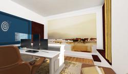 Návrh a realizace interiéru Trója 6