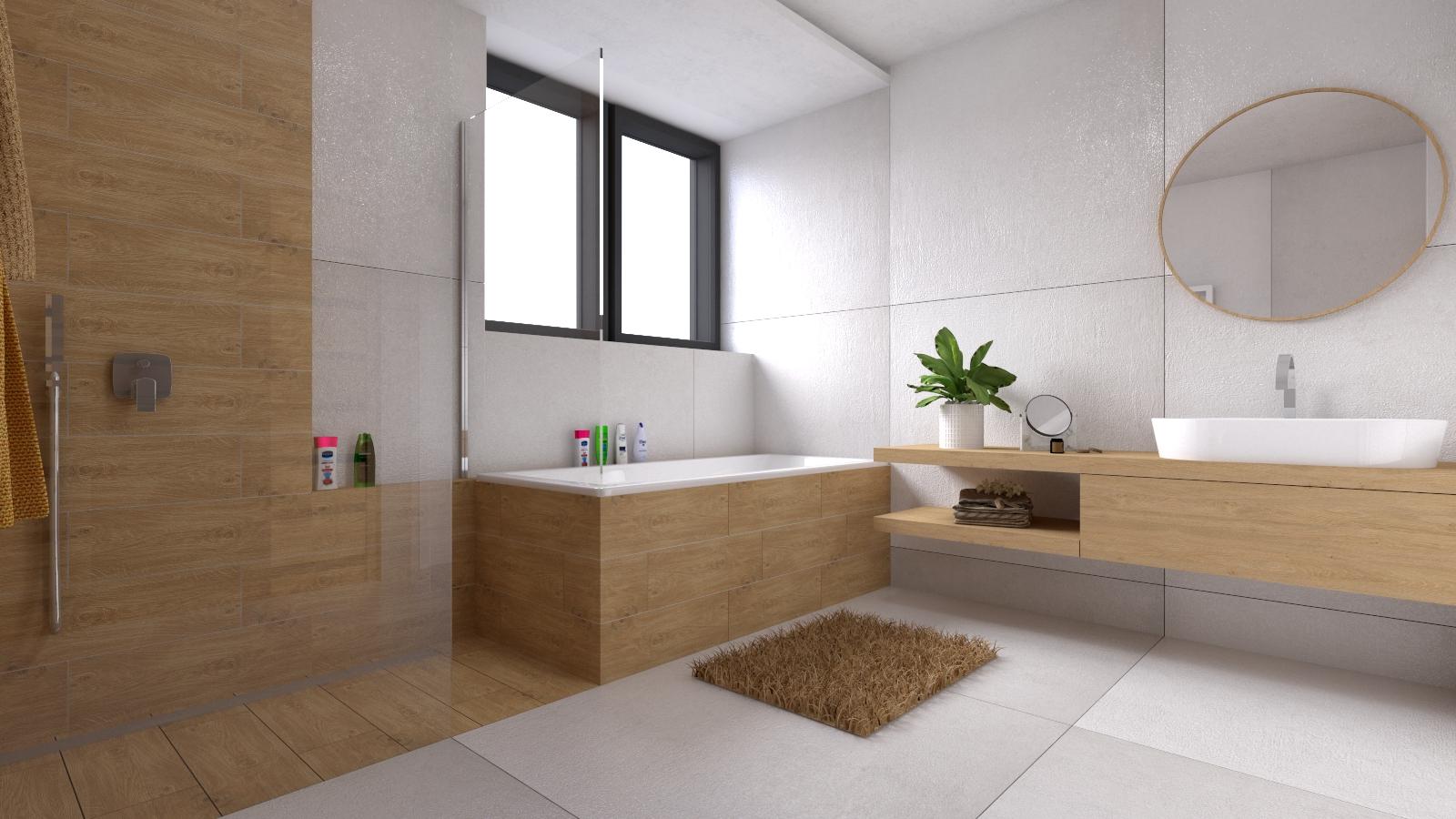 Návrh interiéru novostavby Bítýška5