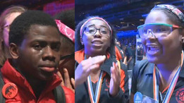 Black Teens Win FIRST Robotics World Championship