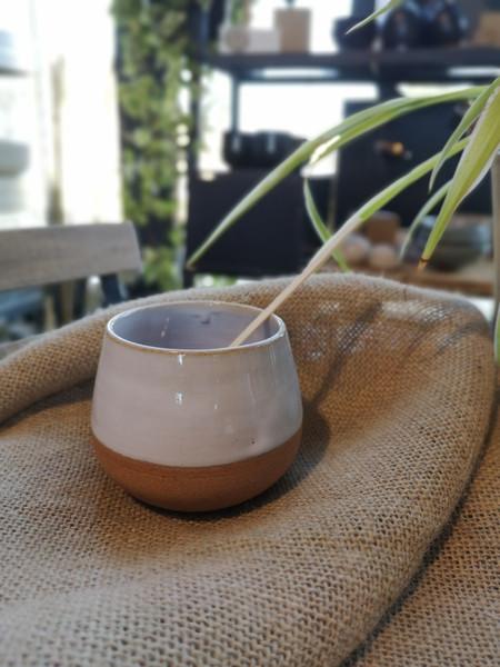 Gobelet café Nature Miel