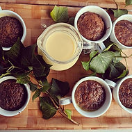 Malva Pudding - sticky toffee puding with South Arfican twist