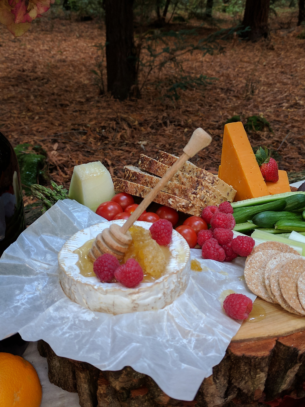 Grazing table Flame BBQ UK Cheese board for sharing