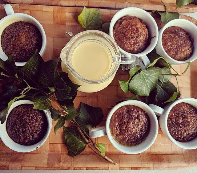 Flame BBQ catering Berkshire Malva pudding
