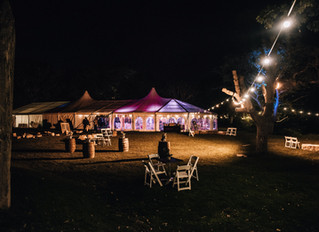 Perfect Wedding Venue for mix of Sea side & Woodland Wedding