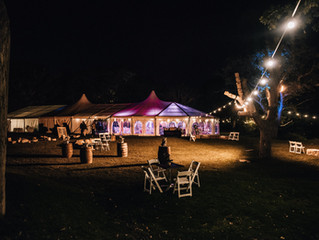 Perfect Wedding Venue for mix of Sea side & Woodland Wedding