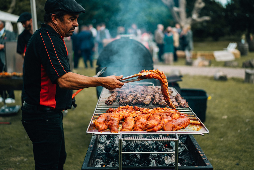 Flame BBQ Wedding catering, BBQ corporate catering
