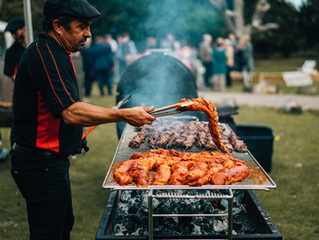 How to Plan The Perfect BBQ Wedding