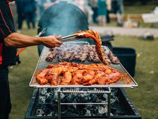 Flame BBQ Braai day