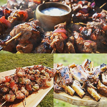 Flame BBQ Appetizers
