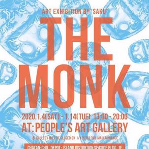 SAKU「THE MONK」