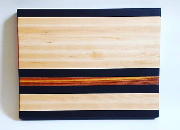 """""""Caged Canary"""" Cutting Board"""