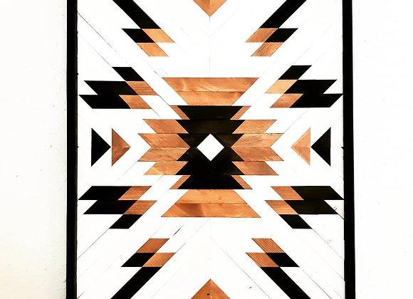 """""""Fox Tail"""" Wood Art"""