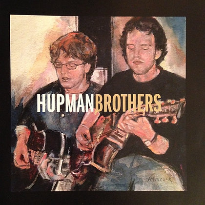 Huoman Brothers CD