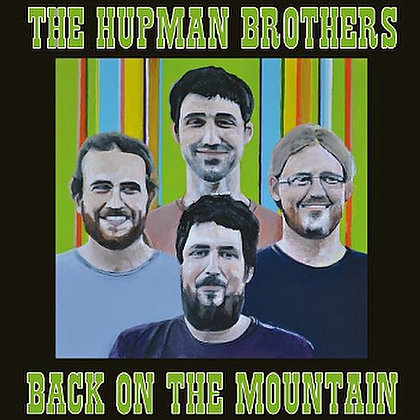 Back on the Mountain CD