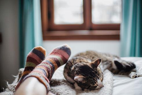 otthoni kényelem