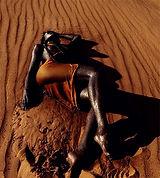 Akuol De Mabior e o Deserto da Namíbia
