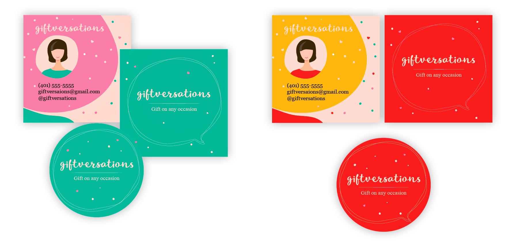 GiftVersations