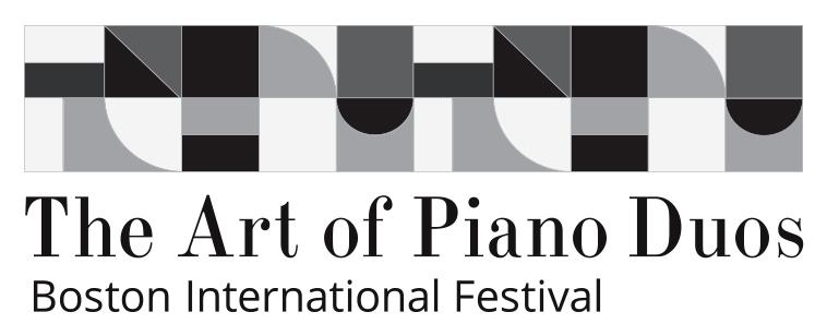 The Art of Piano Duos Festival logo