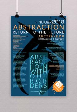 International Art Festival poster
