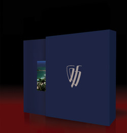 Book cover and box