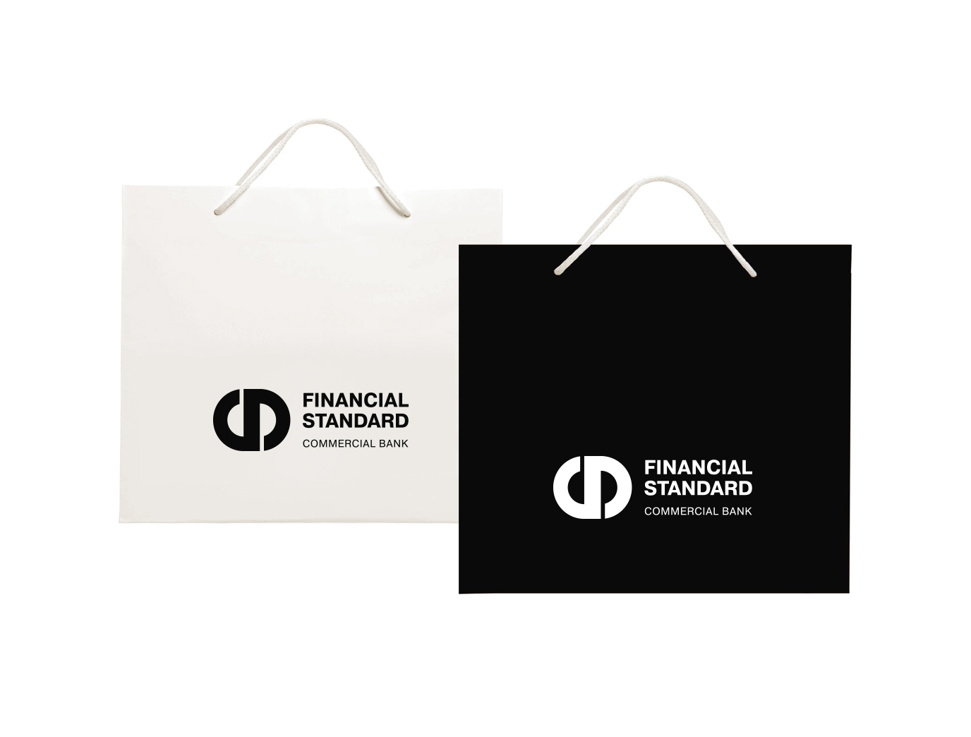 Finance Standart Commercial Bank bag