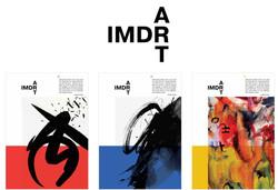 IMDRart Brand Identity