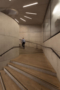 Tate Modern Switch House Concrete Walls
