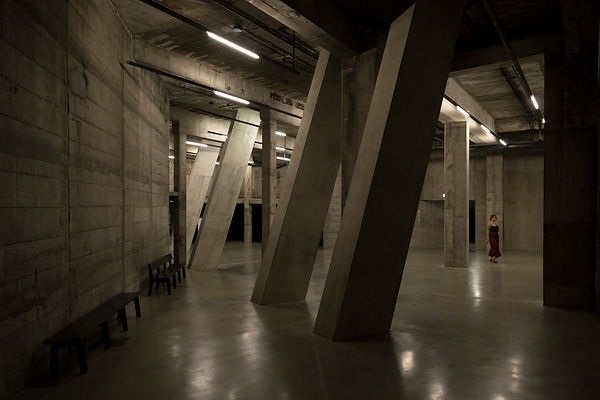 Tate Modern Tanks and Basement
