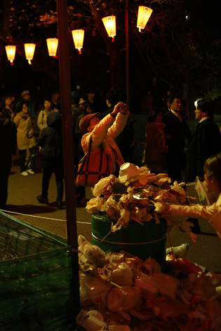 Tokyo-Sakura-Night-Garbage-Ueno-Park-1.j