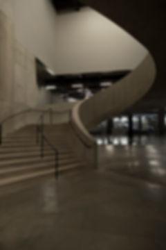 Tate Modern Concrete Stair to the Tanks