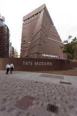 Tate Modern Gallery Extension - Switch House