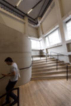 Tate Modern Switch House Internal Stairs
