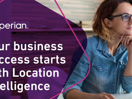 Your business success starts with Location Intelligence