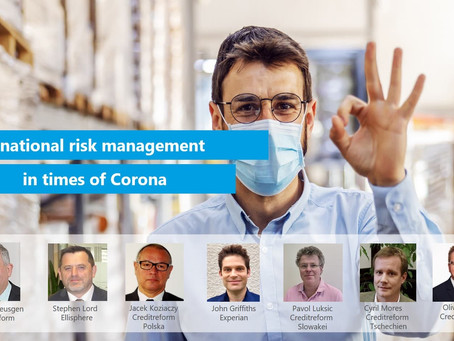 International risk management in times of Corona