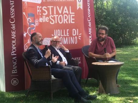 Festival delle Storie – Il binomio food e tecnologia.