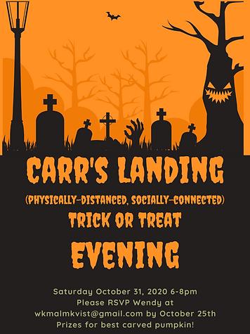 Carrs Landing Trick or Treat Evening (4)