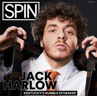 JACK HARLOW x SPIN MAGAZINE