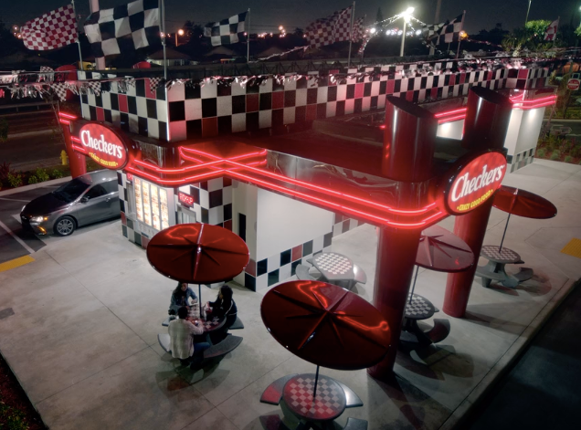 CHECKERS - FAST FOODIES