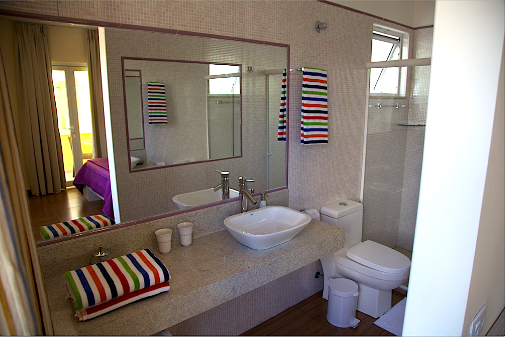 Double room's en-suite