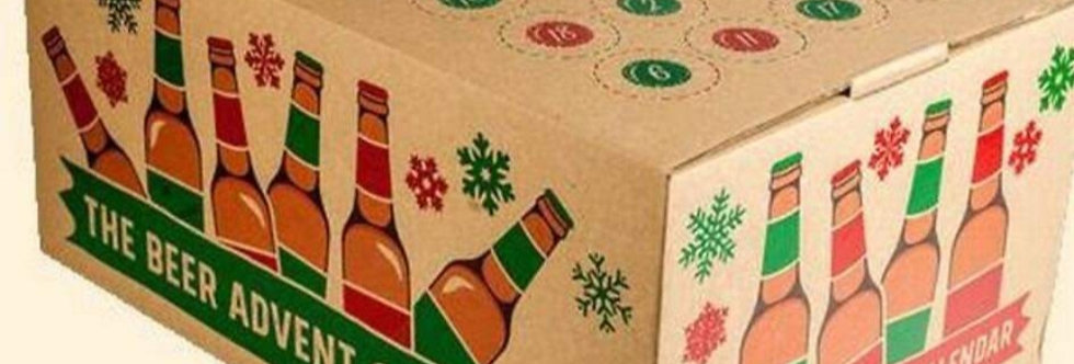 Bang-On Brewery Advent Calendar **Only available to CF, SA & NP postcode areas**