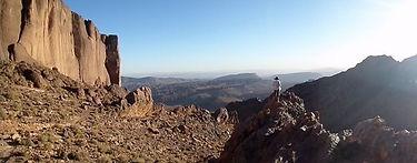 Trekking Marocco   Panorami dal nostro campo