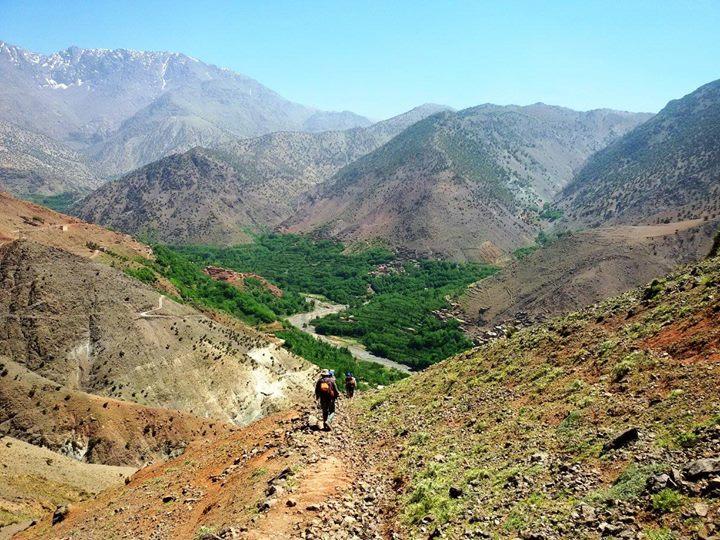 Jebel Toubkal|Marocco Trekking