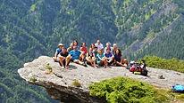 Trekking in Val Maira Piemonte sul sentiero Occitano