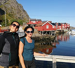 Isole Lofoten - Benedetta e i Rorbu delle Lofoten